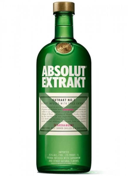 Absolut Extrakt No.1 0,7 L
