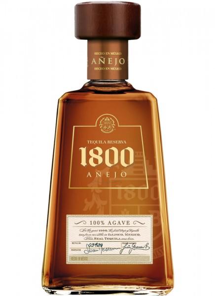 Jose Cuervo 1800 Reserva Anejo Tequila 0,7 L