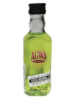 Agwa de Bolivia Coca Leaf Likör Mini 0,05 L