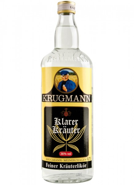 Krugmann Klarer Kräuter 0,7 L