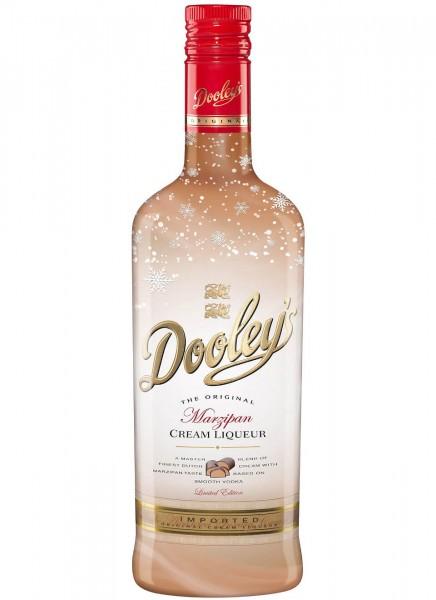 Dooleys Marzipan Cream Likör Winter Edition 0,7 L