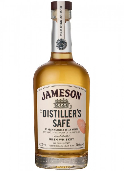 Jameson Distiller`s Safe Irish Whiskey 0,7 L