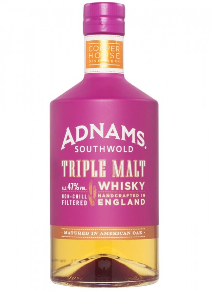 Adnams Triple Malt Whisky 0,7 L