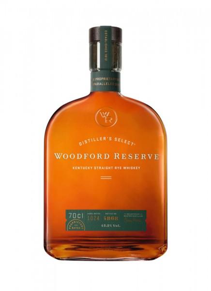 Woodford Reserve Rye Whiskey 0,7 L