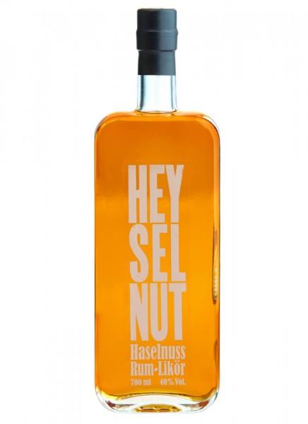 Heyselnut Haselnuss Rum Likör 0,7 L
