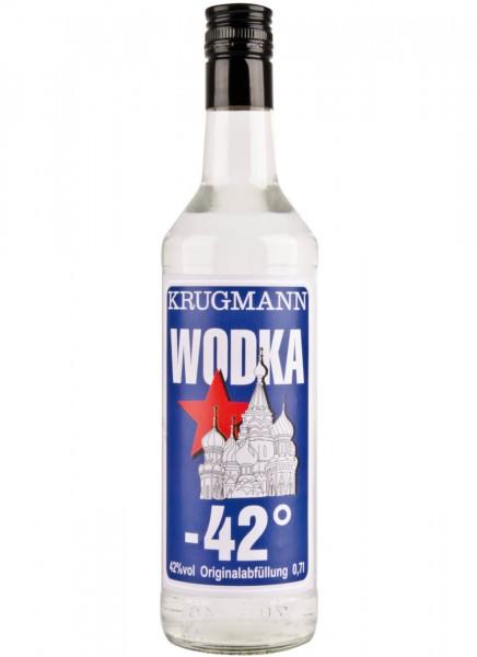 Krugmann Wodka 42° 0,7 L