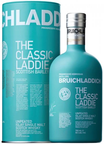 Bruichladdich The Classic Laddie Scottish Barley Unpeated 0,7 L