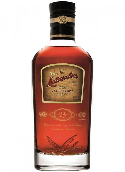 Ron Matusalem Gran Reserva 23 Jahre Rum 0,7 L