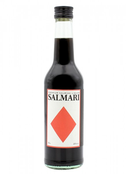 Salmari Lakritzlikör 0,35 L