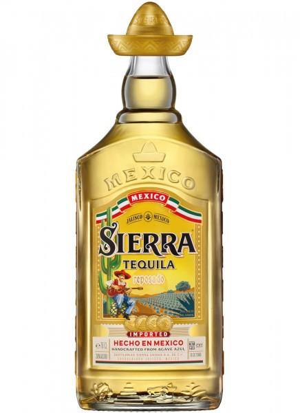 Sierra Gold Tequila Reposado 0,7 L