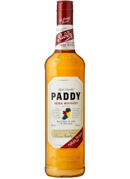 Paddy Irish Whiskey 0,7 L