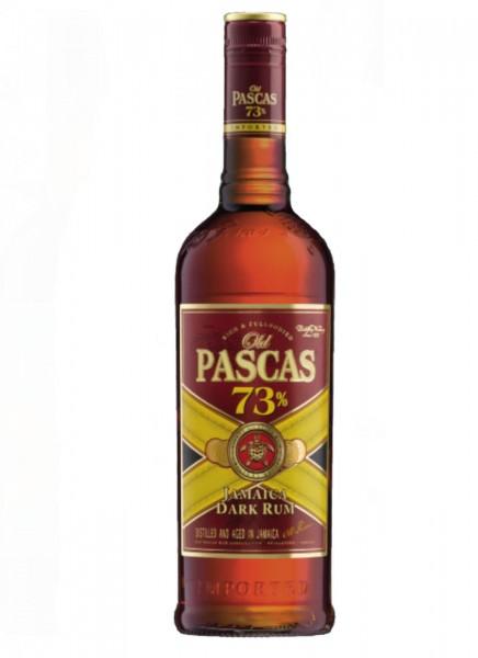 Old Pascas Jamaica Overproof Dark Rum 1 L