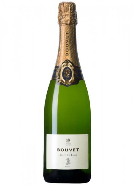 Bouvet Brut de Luxe Crémant 0,75 L