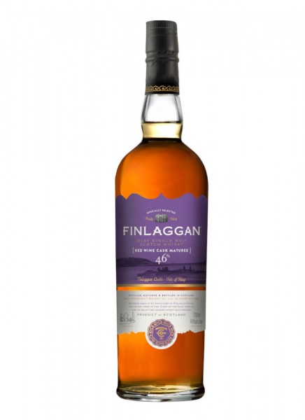 Finlaggan Red Wine Cask Small Batch Whisky 0,7 L