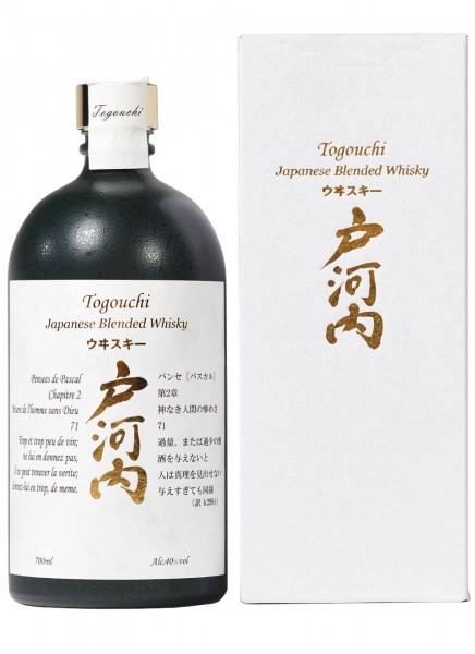 Togouchi Premium Japanese Blended Whisky 0,7 L
