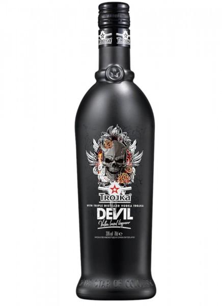 Trojka Vodka Likör Devil 0,7 L