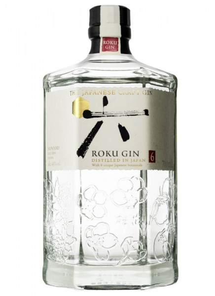 Roku Japanese Craft Gin 0,7 L