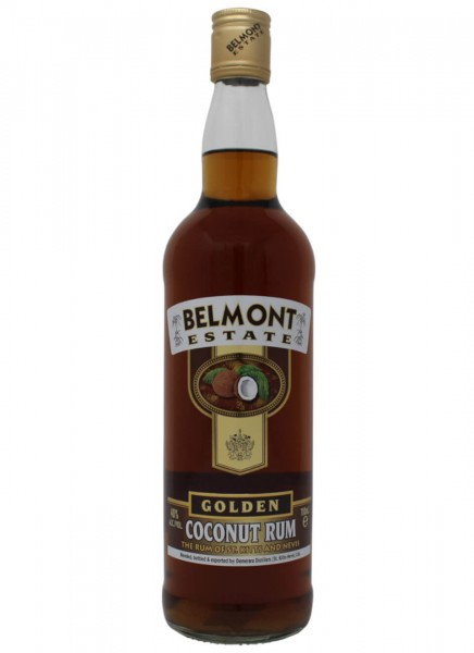 Belmont Estate Gold Coconut 0,7 L