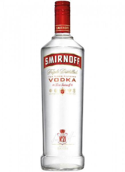 Smirnoff Red Label Vodka 1 L