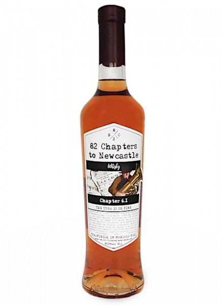 82 Chapter to Newcastle - Chapter #6.1 Whisky 0,5 L