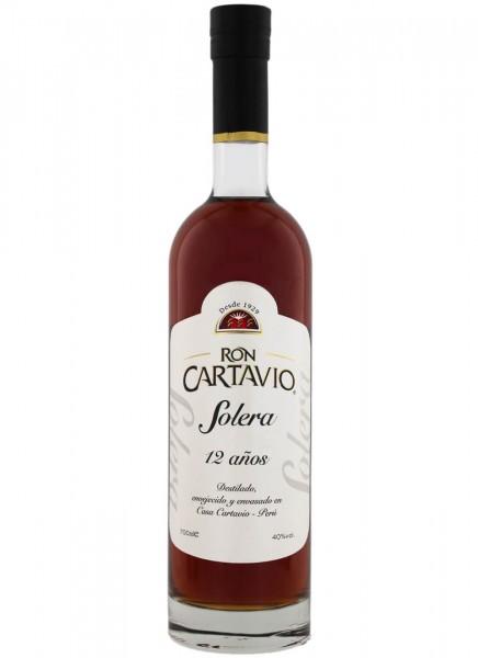 Cartavio 1929 Antiguo de Solera Rum 12 Jahre 0,7 L