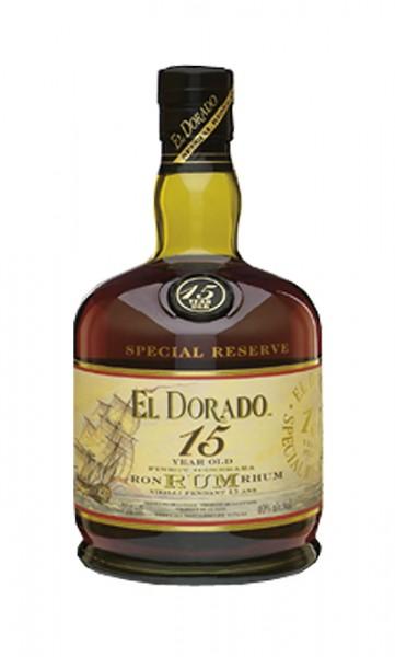 El Dorado 15 Years Rum 0,7 L