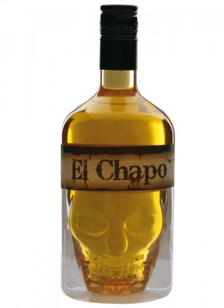 Krugmann El Chapo Tequila Orangen Likör 0,7 L PET