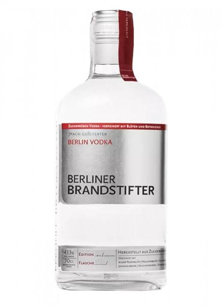 Berliner Brandstifter Vodka 0,7 L