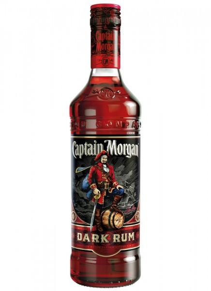 Captain Morgan Dark Rum 0,7 L