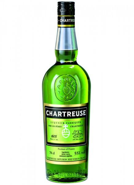 Chartreuse grün Kräuterlikör 0,7 L