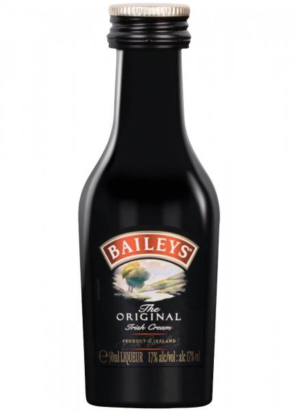 Baileys Original Irish Cream Likör Mini 0,05 L