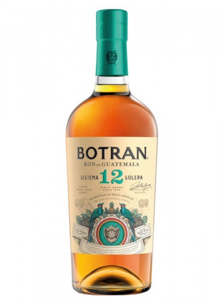 Botran Solera 12y 0,7 L Rum