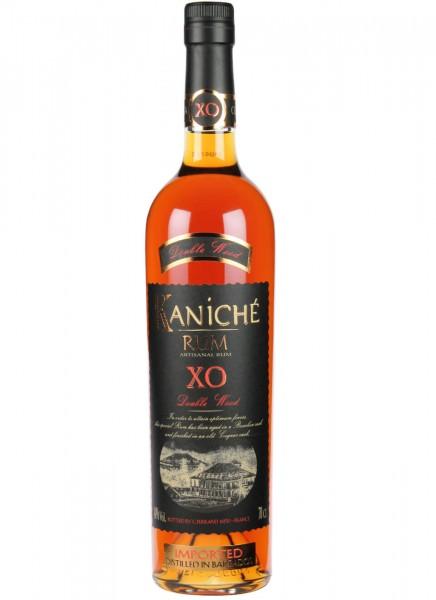 Kaniché XO Double Wood Rum 0,7 L