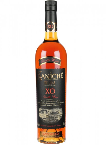 Kaniché XO Double Wood Rum 0,7 L