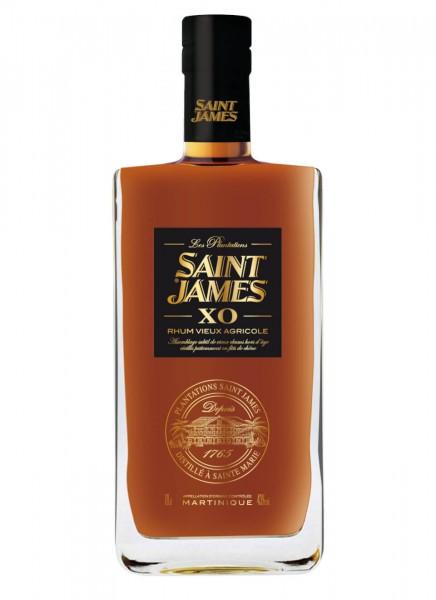 Saint James Rhum XO 0,7 L
