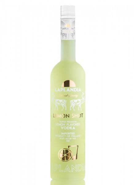 Laplandia Lemon Shot Flavored Vodka 0,7 L