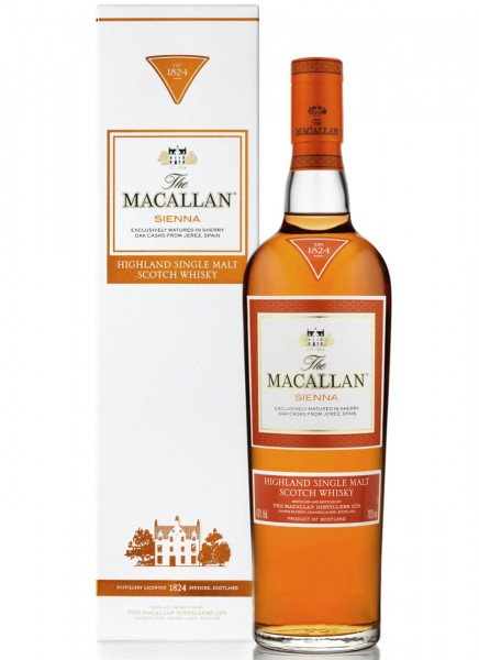 Macallan Sienna Single Malt Whisky The 1827 Series 0,7 L