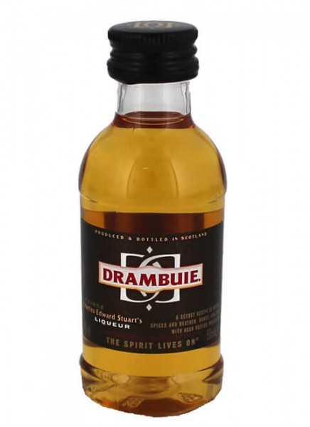Drambuie Whiskylikör Mini PET 0,05 L