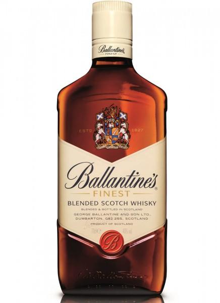 Ballantines Finest Scotch Whisky 0,7 L