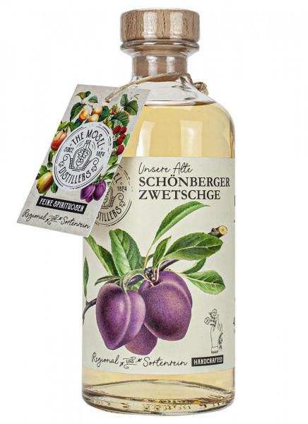 The Mosel Distillers Schönberger Zwetschge 0,5 L