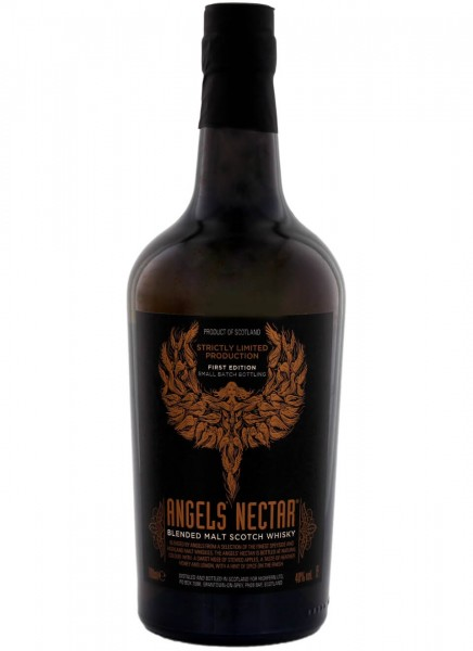 Angels Nectar Blended Malt Whisky first Edition 0,7 L