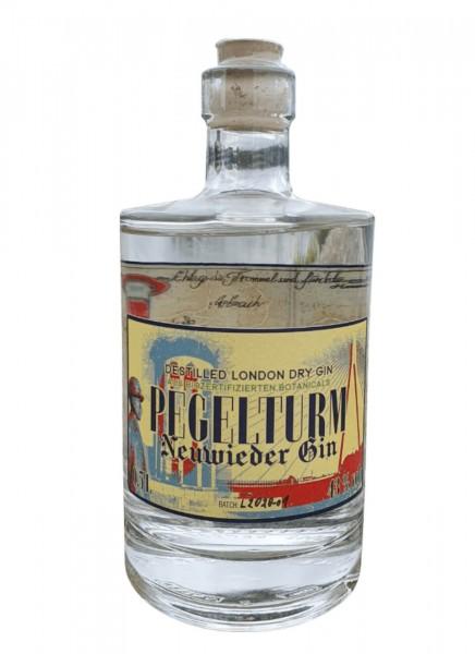 Pegelturm Neuwieder Gin 0,5 L