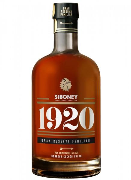 Siboney 1920 Gran Reserva Familiar 0,7 L