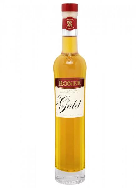 Roner Grappa La Gold Sinfonie 0,7 L