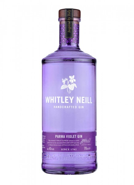 Whitley Neill Parma Violet Gin 0,7 L