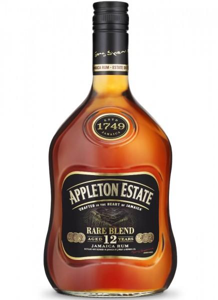 Appleton Estate Rare Blend 12 Years Rum 0,7 L