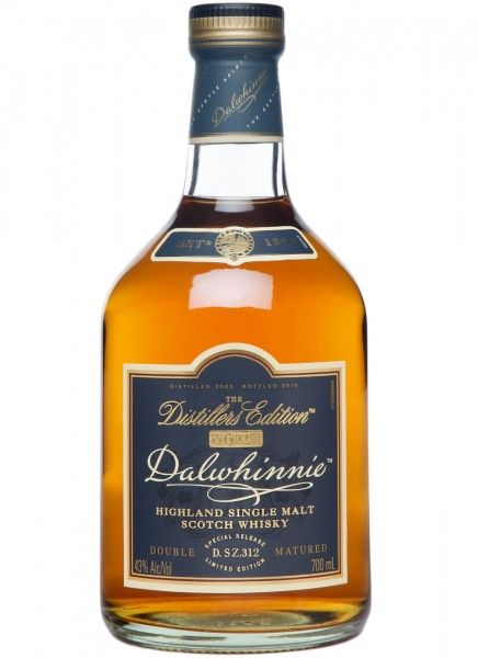 Dalwhinnie Distillers Edition 2018 Highland Single Malt Whisky 0,7 L