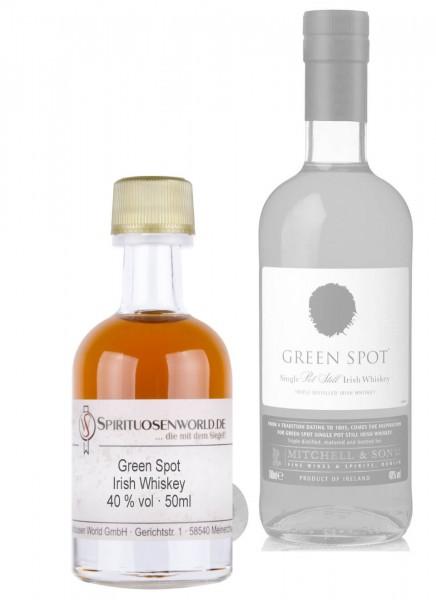 Green Spot Whisky Tastingminiatur 0,05 L