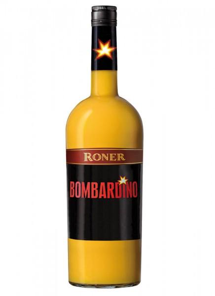 Roner Bombardino Likör mit Ei und Rum 1 L