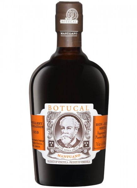 Ron Botucal Mantuano Rum 0,7 L